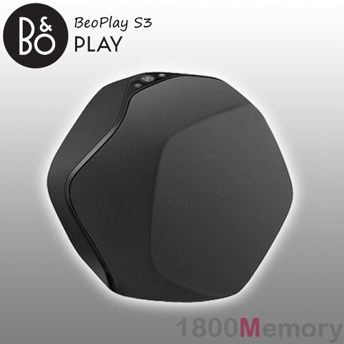 Details about Bang & Olufsen B&O BeoPlay S3 Wireless Home Bluetooth Speaker  Black Mono Stereo