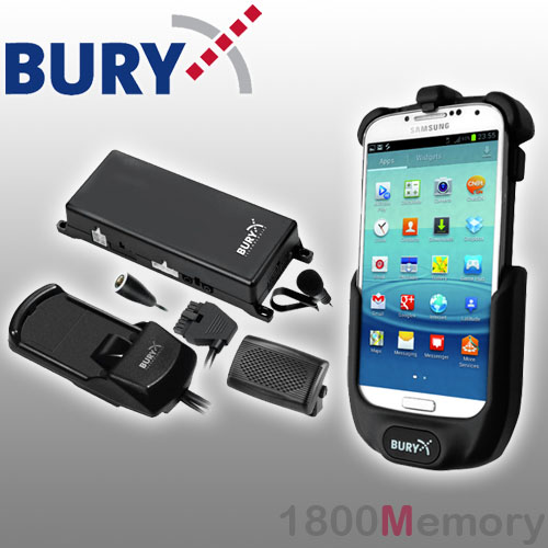 UNI Complete Bluetooth Hands-Free Car Kit for Samsung Galaxy S4