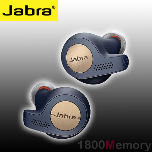 Details about GENUINE Jabra Elite Active 65t Wireless Earbuds Bluetooth  Headset Copper Blue