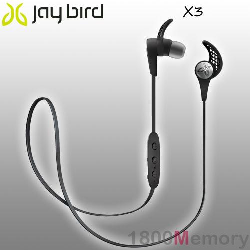 Genuine Jaybird X3 Sport Bluetooth Wireless Buds Headset Earphone