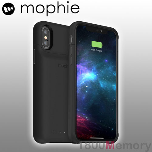 more photos 634af f6bbf Details about GENUINE Mophie Juice Pack Access Wireless Qi Battery Case for  Apple iPhone X Xs