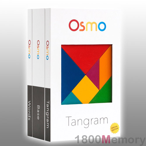 osmo gaming genius kit masterpiece newton tangram words numbers for apple ipad ebay. Black Bedroom Furniture Sets. Home Design Ideas