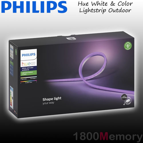 Philips Hue White Color Ambiance, Philips Outdoor Led Light Strip