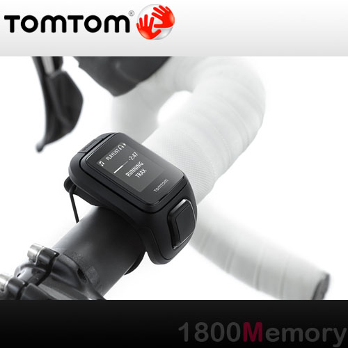 Genuine Tomtom Runner 3 2 Spark 3 Bicycle Bike Mount Dock F