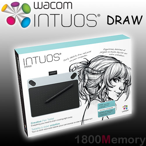 wacom intuos how to start the driver