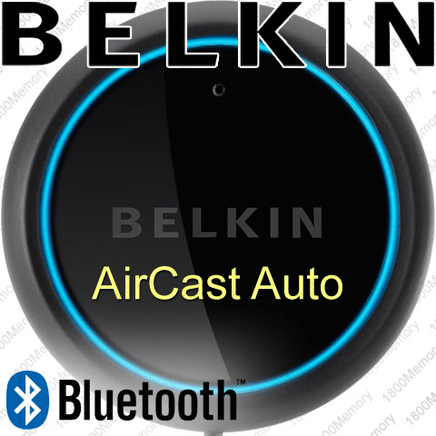 BELKIN-Bluetooth-AirCast-Auto-HandsFree-USB-Car-Kit