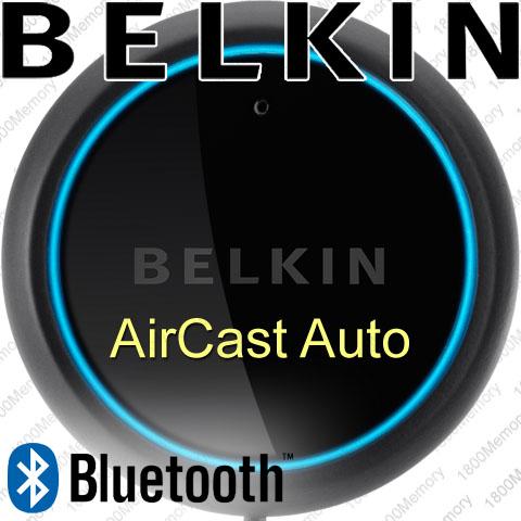 BELKIN-Bluetooth-AirCast-Auto-HandsFree-USB-Car-Kit