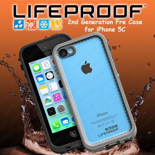 iphone 5c lifeproof case ebay genuine lifeproof frē fre for apple iphone 5c shock 17428