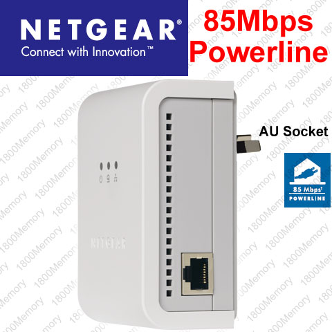 Netgear-XET1001-85Mbps-Powerline-Fast-Ethernet-Adapter