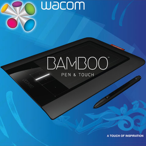 Bamboo Pen & Touch tablet Bamboo Pen & Touch pen Quick Start guide