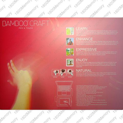 Wacom bamboo cth 661
