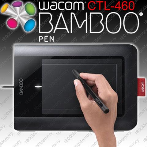 download driver wacom bamboo pen ctl-460